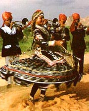Music and dance in Rajasthan